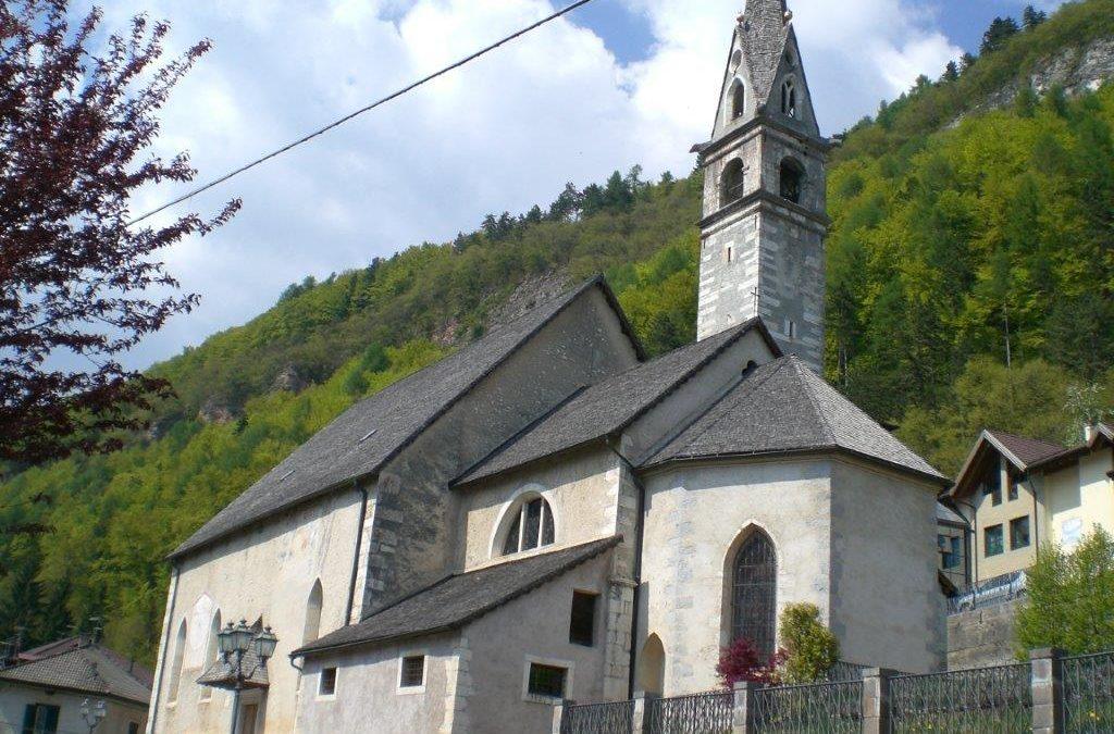 Chiesa Arcipretale dell'Assunta – Pieve Tesino