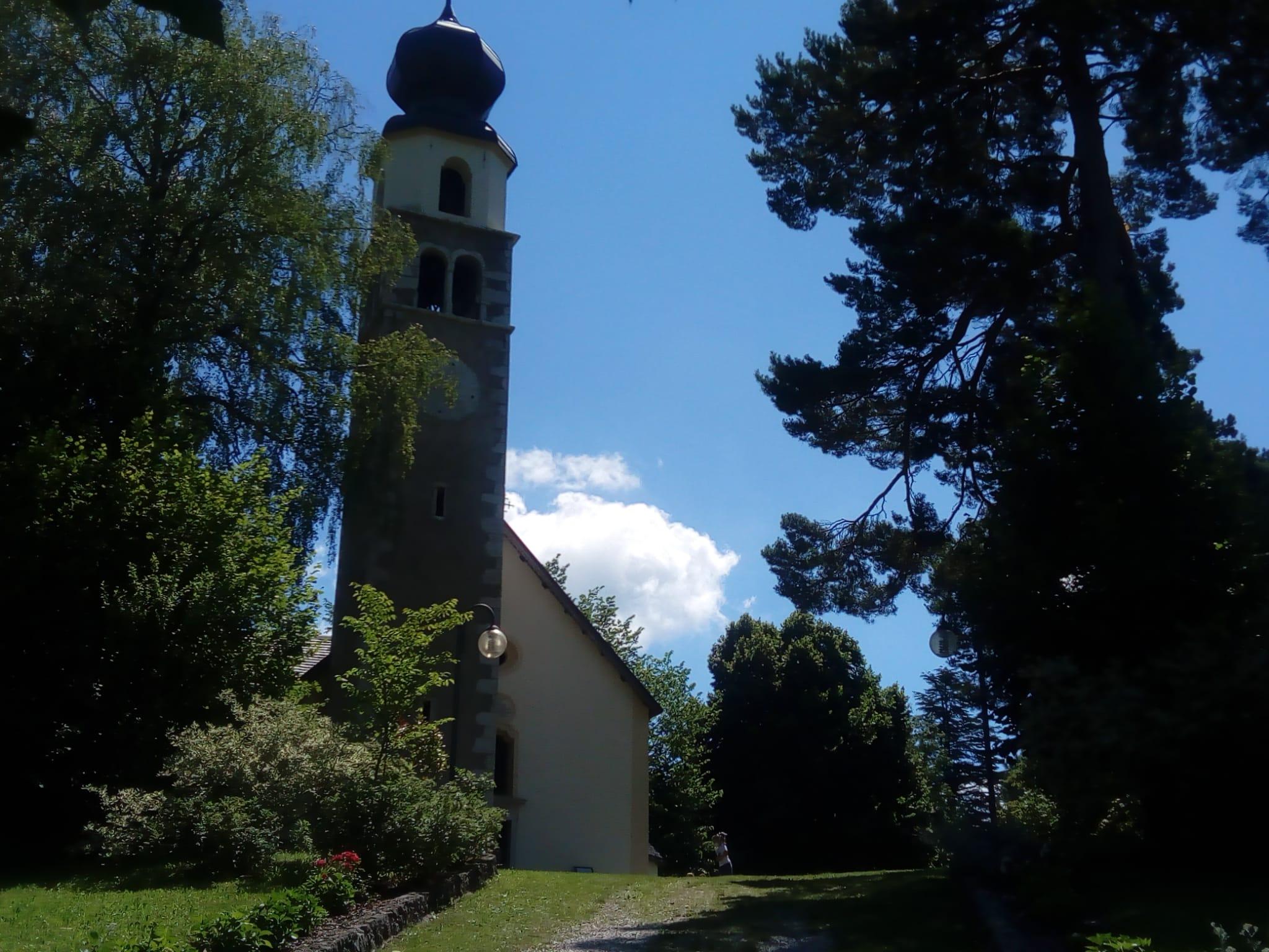 chiesa san sebastiano pieve tesino