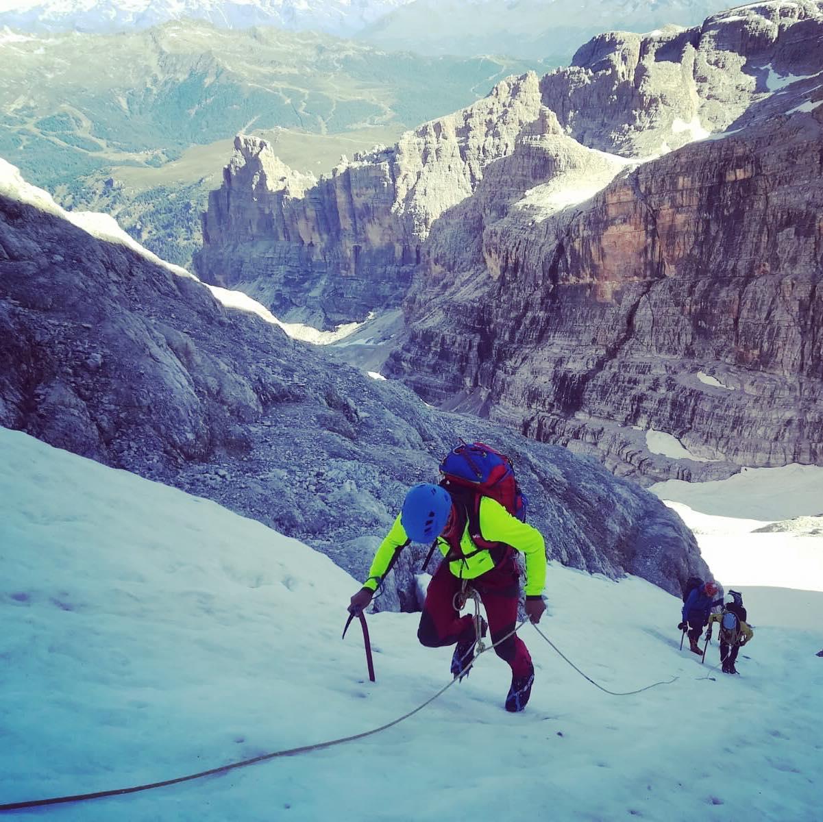 arrampicata ghiaccio lagorai pieve tesino