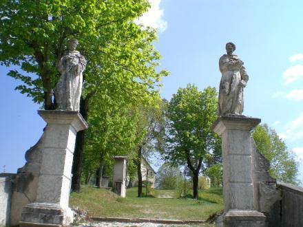 Chiesa e Colle di San Sebastiano – Pieve Tesino