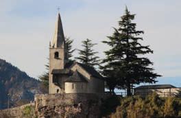 chiesa castello tesino